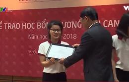 86 sinh viên được nhận học bổng Lương Văn Can