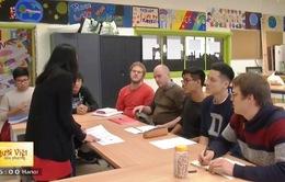 Khai giảng lớp học tiếng Việt tại Vương quốc Bỉ