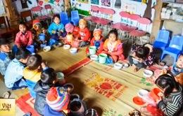 Du học sinh Việt phối hợp xây dựng điểm trường vùng cao Hà Giang