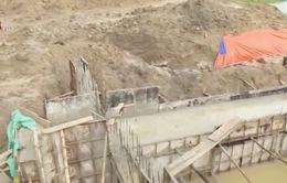 Hà Tĩnh: Nguy cơ mất an toàn hồ đập do mưa lớn