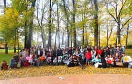 """""""Ngày hội Gia đình"""" của cộng đồng người Việt tại Canberra"""