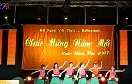 Cộng đồng người Việt tại TP Thale, Đức đón chào xuân mới
