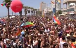 Lễ hội của những người thuộc giới LGBT tại Tel Aviv