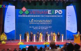 Khai mạc Hội trợ Việt Nam EXPO 2017