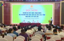 Dự án 600 Phó Chủ tịch xã: 95% hoàn thành nhiệm vụ