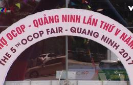 Hội chợ OCOP ở Quảng Ninh thu hút hàng trăm sản phẩm đặc trưng