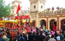 Lễ hội đền Kỳ Cùng - Tả Phù ở Lạng Sơn