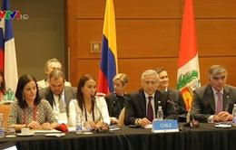 Các nước tham gia TPP nhóm họp tại Chile