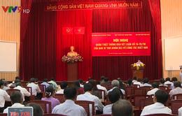Hội nghị quán triệt về công tác xuất bản