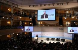 Hội nghị An ninh Munich chờ đợi Mỹ nhìn nhận về các mối đe dọa