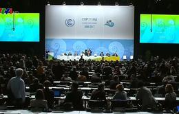 Hội nghị LHQ về biến đổi khí hậu (COP23) chính thức khai mạc
