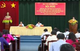 Long An tổ chức hội nghị giao ban thực hiện Chỉ thị 05 của Bộ Chính trị