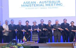Các Bộ trưởng Ngoại giao ASEAN tiến hành họp ASEAN+1