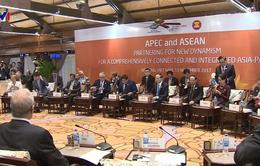 Từ Hội nghị Cấp cao APEC đến Hội nghị Cấp cao ASEAN