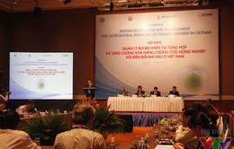 """""""Việt Nam tiếp tục phối hợp cùng UNDP, WB nỗ lực giảm nhẹ rủi ro thiên tai"""""""
