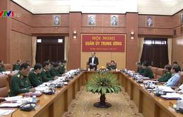 Chủ tịch nước Trần Đại Quang dự Hội nghị Quân ủy Trung ương