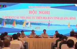 Quảng Bình: Đối thoại tháo gỡ khó khăn cho nhà đầu tư, doanh nghiệp