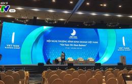 Thủ tướng dự, phát biểu khai mạc Hội nghị Thượng đỉnh Kinh doanh VBS