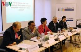 Nỗ lực để Hiệp định thương mại tự do Việt Nam - EU sớm có hiệu lực