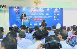 Khai mạc triển lãm quốc tế Thủy sản Việt Nam