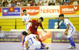 HLV Rodrigo hy vọng ĐT futsal Việt Nam sẽ bình tâm trở lại sau thất bại trước Malaysia