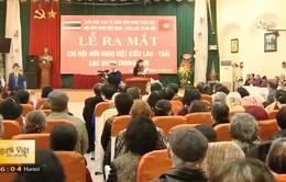Hội Việt kiều Lào - Thái Lan tăng cường tình đoàn kết hữu nghị