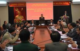 Kỳ họp thứ hai, Hội đồng lý luận Trung ương
