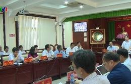 Kiểm tra công tác phòng chống tham nhũng tại Quảng Trị và Sóc Trăng