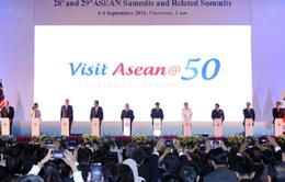 50 năm ASEAN - Những dấu mốc đáng nhớ