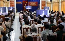 Ban Tuyên giáo Trung ương tổ chức hội nghị trực tuyến báo cáo viên tháng 2