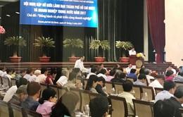 Hội nghị gặp gỡ giữa lãnh đạo và doanh nghiệp trong nước năm 2017