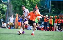 Sức hút từ giải bóng đá phong trào Ngoại Hạng