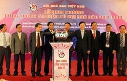 Khai trương cổng thông tin điện tử Hội Nhà báo Việt Nam