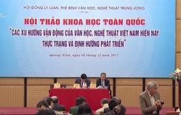 """""""Các xu hướng vận động của Văn học nghệ thuật Việt Nam"""""""