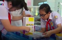 Khánh Hòa: Lần đầu tiên tổ chức Hội thi xếp sách nghệ thuật