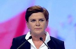 Thủ tướng Ba Lan từ chức, Bộ trưởng Tài chính thay thế