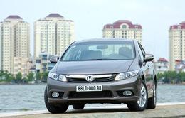 Honda triệu hồi hơn 1.300 ô tô tại Việt Nam