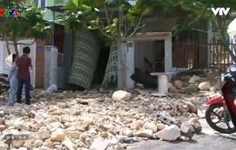 Khánh Hòa: Khu tái định cư Hòn Xện vẫn ngổn ngang trước Tết