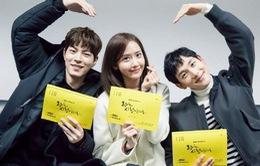 YoonA (SNSD) tất bật chuẩn bị cho phim mới