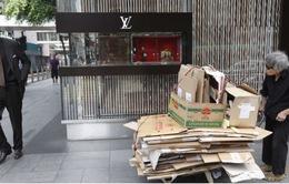 Chênh lệch giàu nghèo ở Hong Kong, Trung Quốc đang ở mức cao nhất