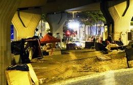 Tỷ lệ người vô gia cư tại Hong Kong (Trung Quốc) tiếp tục tăng cao