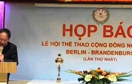 Ngày hội thể thao cộng đồng người Việt tại Berlin-Brandenburg