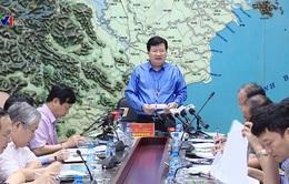 Họp Ban Chỉ đạo phòng chống lụt bão Trung ương khắc phục hậu quả bão số 2