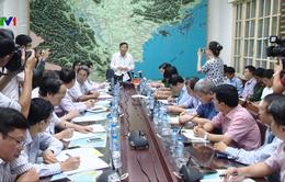 Bão số 11 nhiều khả năng đổ bộ vào khu vực Thanh Hóa - Quảng Trị