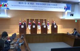 Hàn Quốc, Australia họp tham vấn vấn đề Triều Tiên
