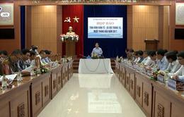 Quảng Nam: Họp báo tình hình kinh tế xã hội 10 tháng qua