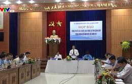 Họp báo về các sự kiện trong năm APEC 2017 tại Quảng Nam