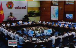 Chính phủ họp trực tuyến thường kỳ với các địa phương