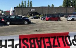 Xả súng tại hộp đêm ở Đức, một người chết