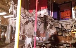 Sập hộp đêm tại Tây Ban Nha, 40 người bị thương